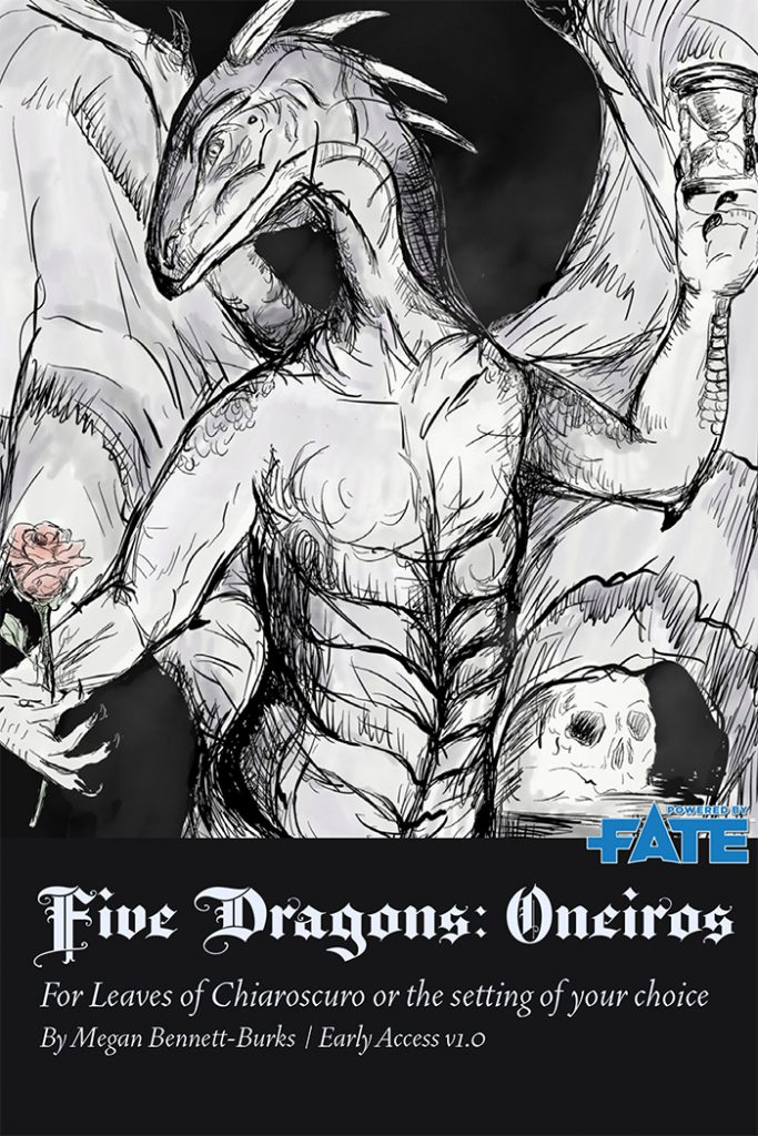 Five Dragons for Fate RPG